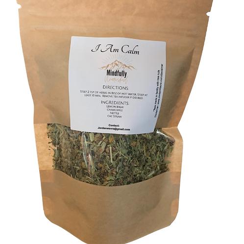 I Am Calm Herbal Tea