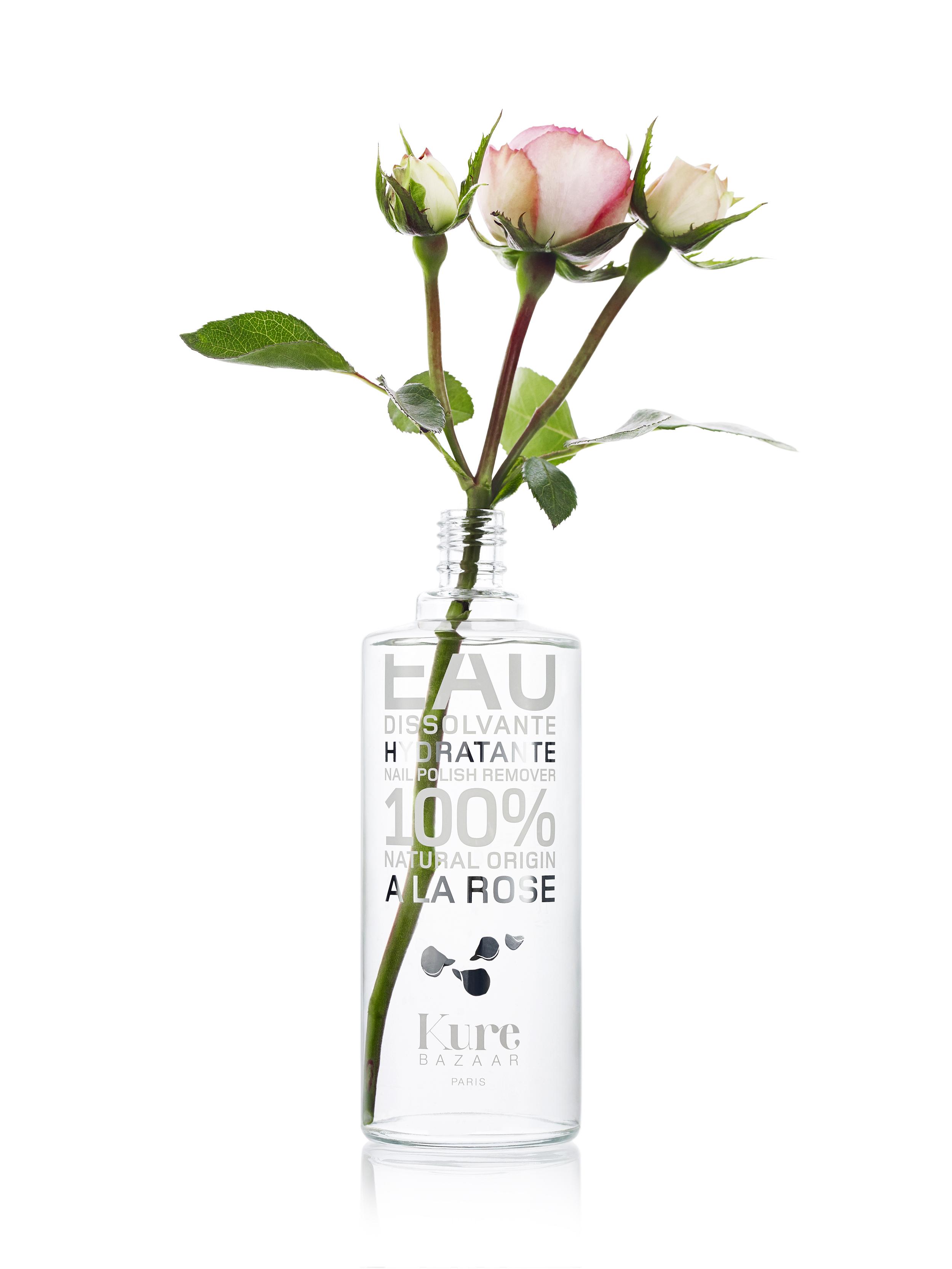 A la Rose - Dissolvant