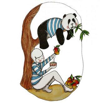 Infusion - Panda Poire