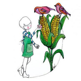 Infusion - Birdy Corn