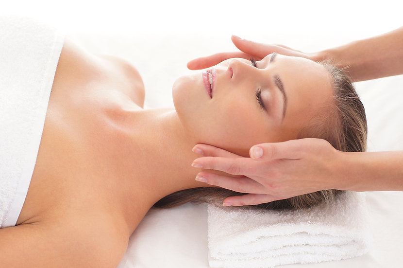 Massage Visage - 5 minutes