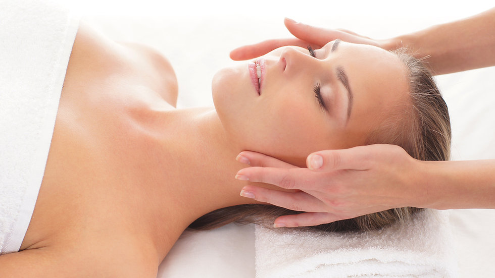 Massage Visage - 15 minutes