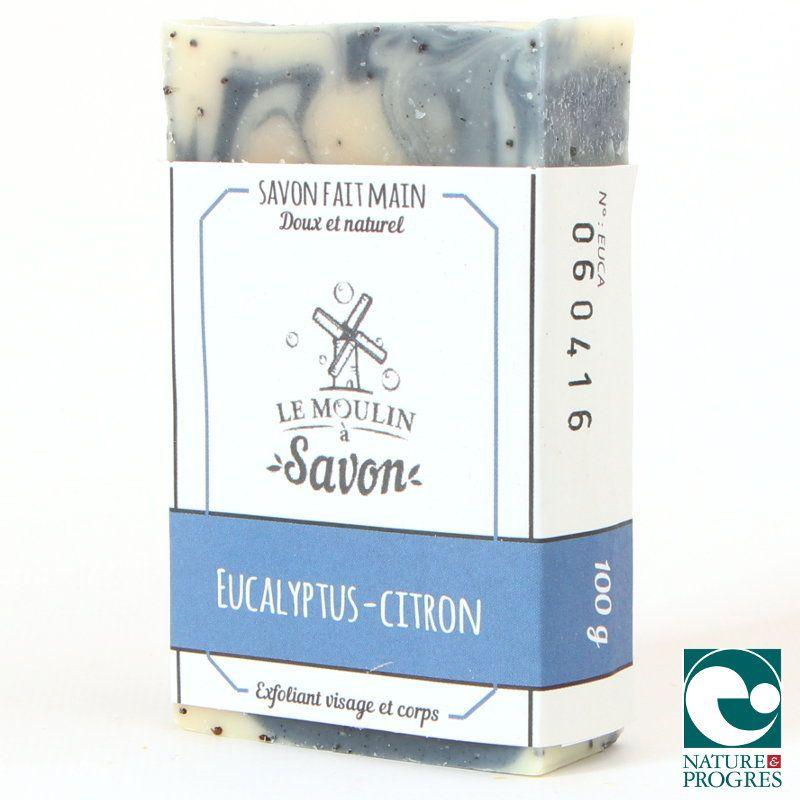 Savon Eucalyptus & Citron
