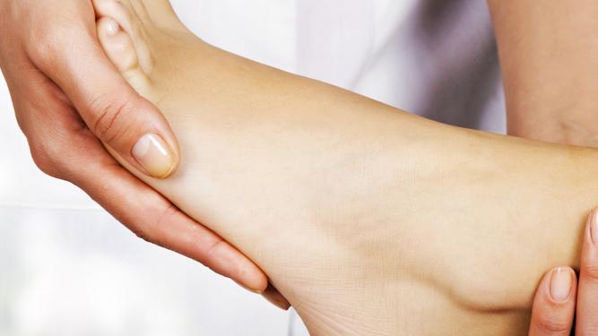 Massage des Pieds - 10 minutes