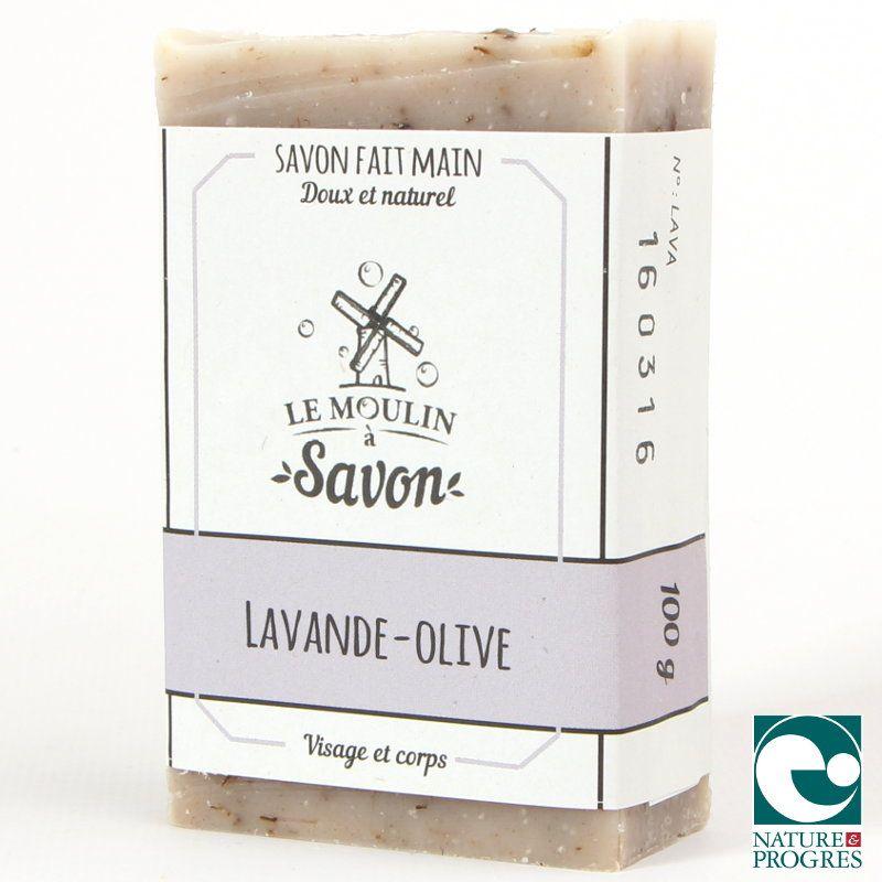 Savon Lavande & Olive