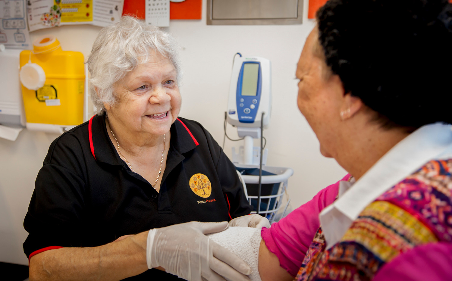 Aboriginal Primary Health Care Service