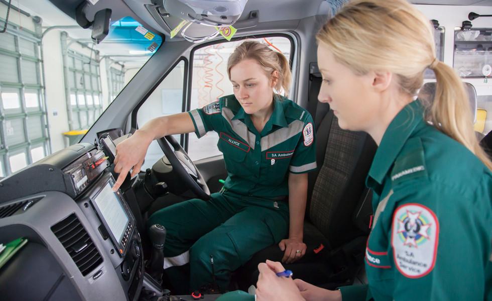 South Australian Ambulance Service