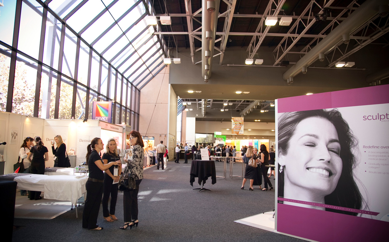 COSMETEX conference Adelaide