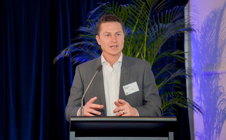 Awards Ceremony Adelaide Convention Centre, Mark Bickley