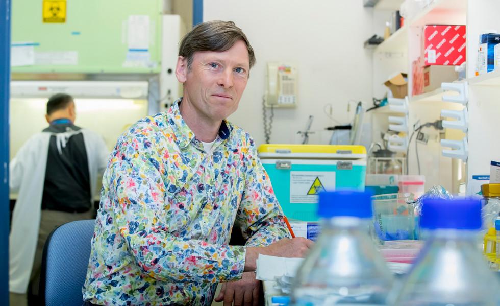 Professor Simon Barry, Research Scientist head shot