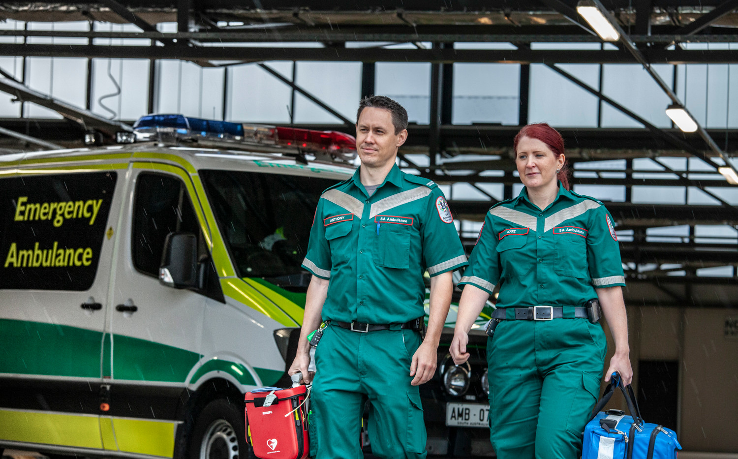 South Australian Ambulance Service