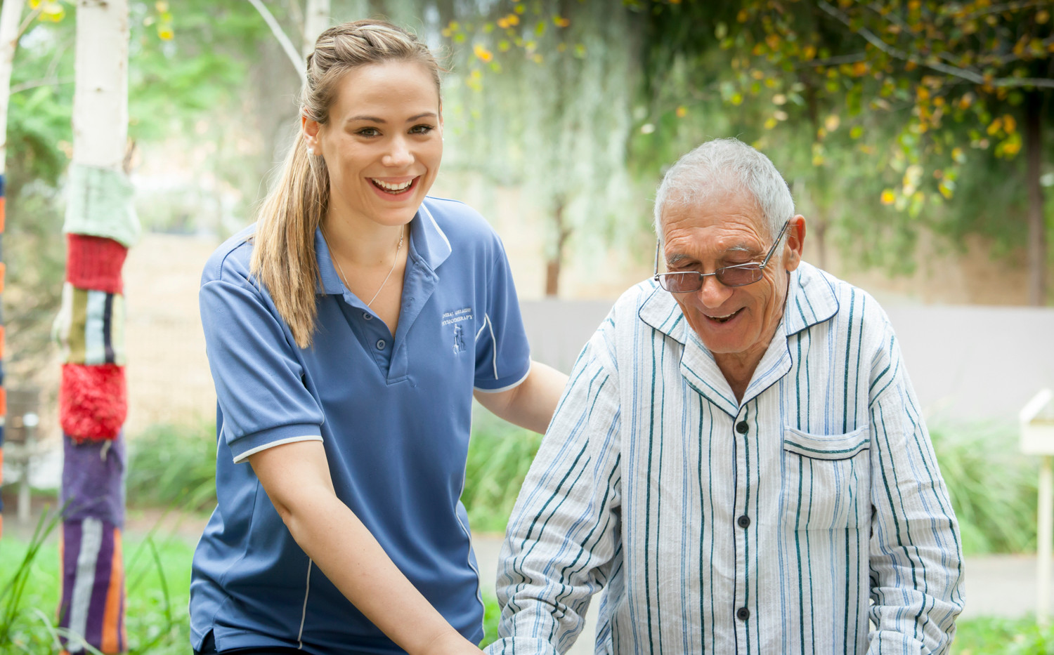 Aged Care and Physio