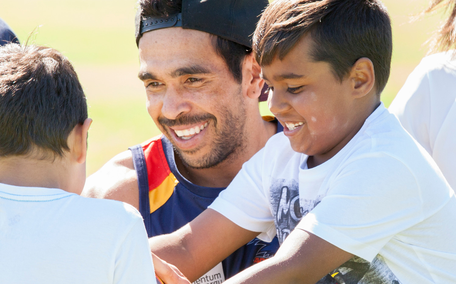 Eddie Betts, footballer
