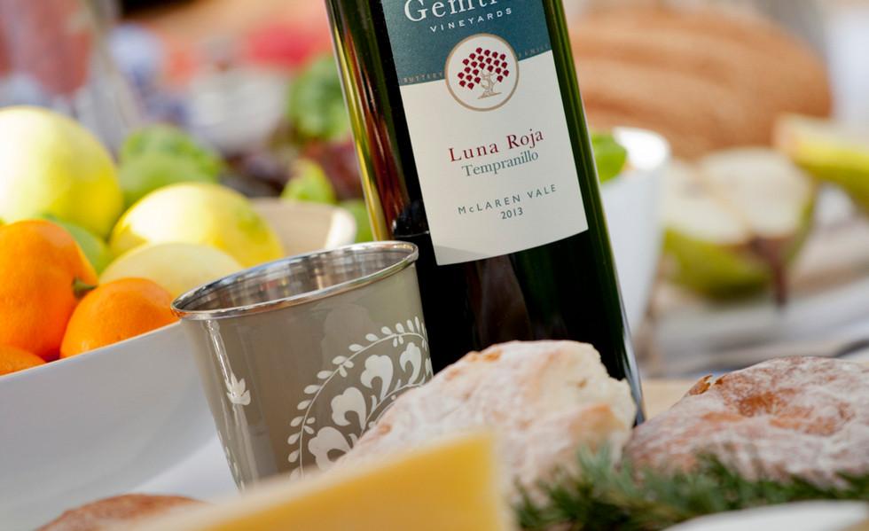 Gemtree wines Luna Roja