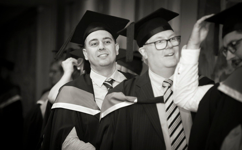 QUT graduation ceremony