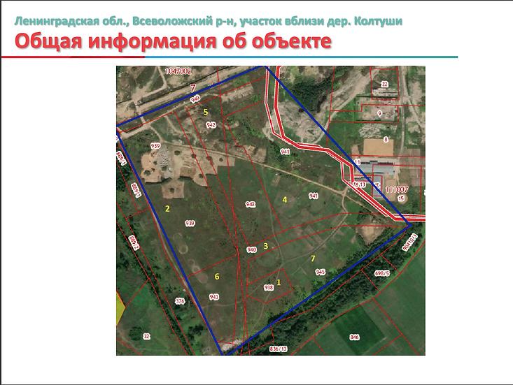 Ленинградская область, Колтуши, с разрешением