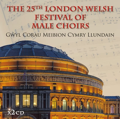 The 25th London Welsh Festival of Male Choirs 2016