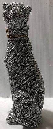 SILVER CHETAH  30cm