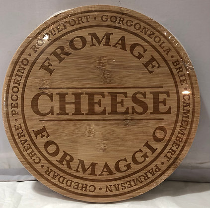 Cheese Board  Dia 27cm