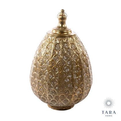 Casablanca table lamp gold 50cm