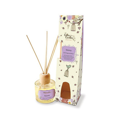 Celtic Candles 100ml Fragrance Diffuser Relaxing