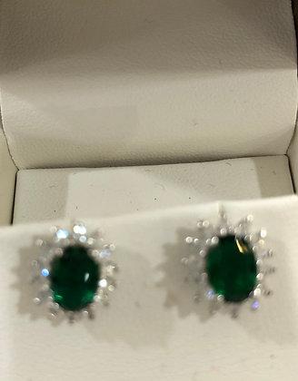 Eanair Sterling Silver Earrings