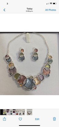 Miss Milly Necklace and Earring Set