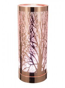 THE GRANGE COLLECTION COLOUR-CHANGING AROMA LAMP