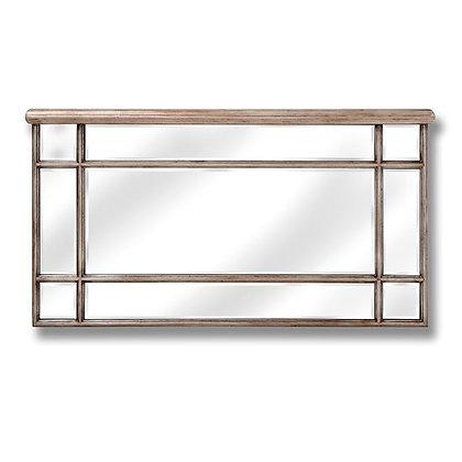 Belfry Mantel Mirror  110 x 60cm