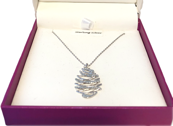 Eanair Sterling Silver Pendant