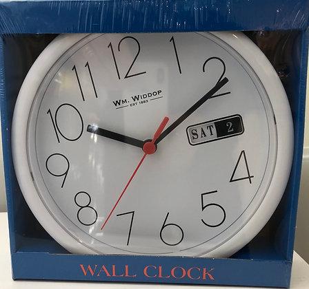 Wall Clock w Date