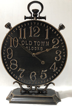 Old Town Clock  - standing