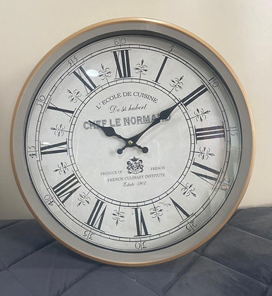 Cuisine Wall Clock
