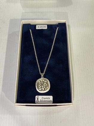 Carrick Silverware Necklace