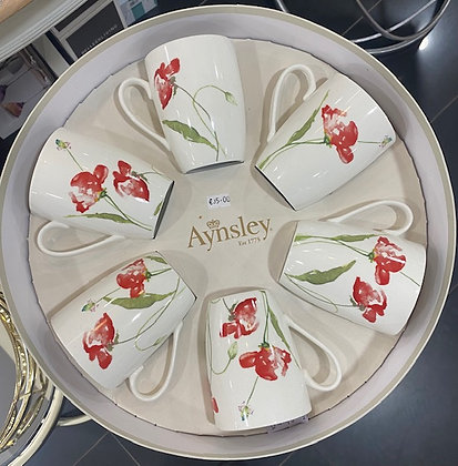 Aynsley Mug Set