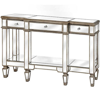 BELFRY MIRRORED DISPLAY CONSOLE