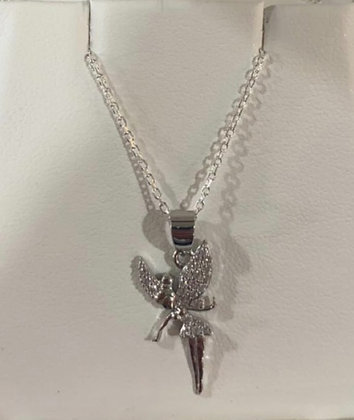 Eanair Sterling Silver Necklace