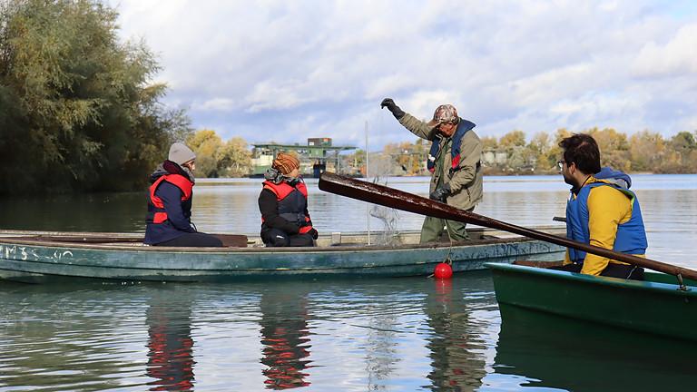 Nachhaltiges Wasserwirtschaften 2021 - Traditionelles Holzboot bauen