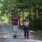 Wandercoaching- Partnergespräch über Wünsche und Träume