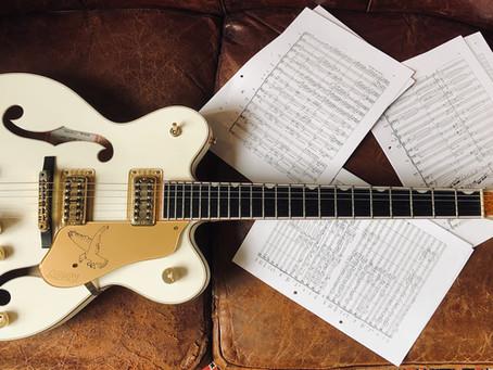 Guitars in Film Music