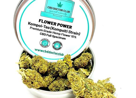 "CBD Tea ""Flower Power"""