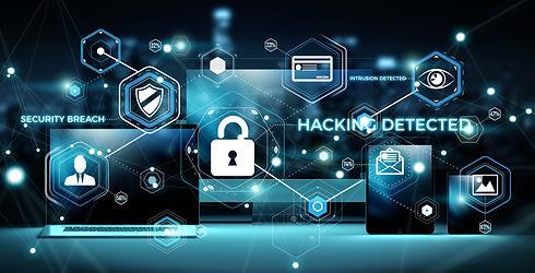 Haking Detected