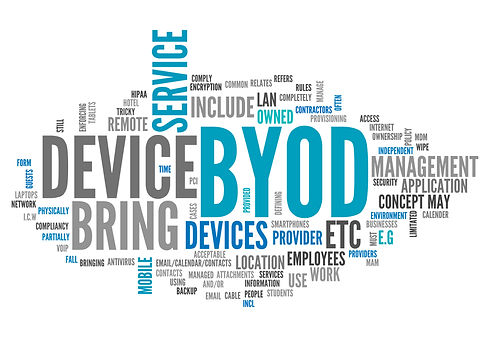 Bring your own device management