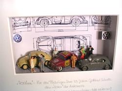 VW Käfer Schultz-Jubiläum 30.6.09