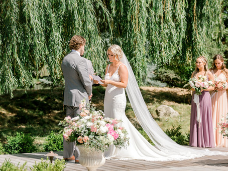 Devyn & Charlies Willowbridge Wedding