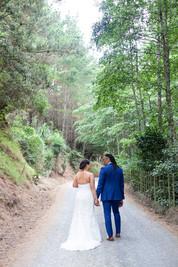 Wedding Holly & Dre Pakau