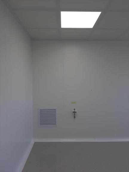 הקמת חדרים נקיים