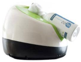 מתקן חיטוי במי חמצן חדר נקי