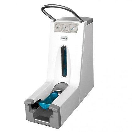 מכונה אוטומטית לכיסוי נעליים, מתקני הנעלה לערדליים