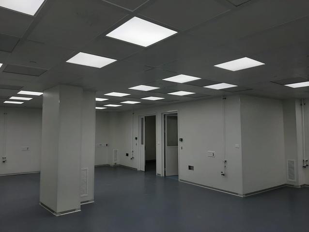 הקמת חדר נקי